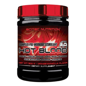 HOT BLOOD 2.0 300 GR