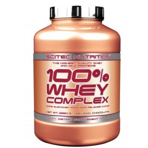 100% WHEY COMPLEX 2,35 KG