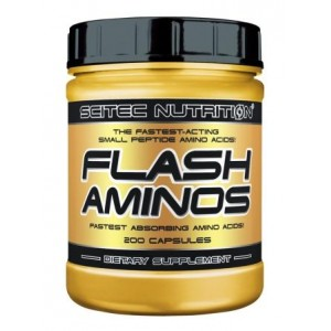 FLASH AMINOS 200 CAPS