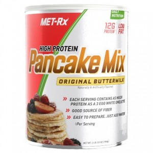 HIGH PROTEIN PANCAKE MIX 908 GR