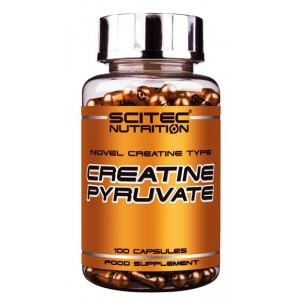 CREATINE PYRUVATE 100 CAPS