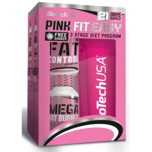 PINK FIT EASY 21 DAYS KIT