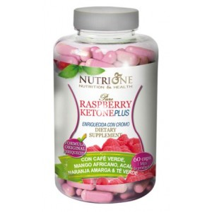 RASPBERRY KETONE PLUS 60 CAPS