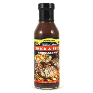 BARBACOA HICKORY SMOKED 335 ML
