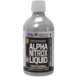 ALPHA NITROX LIQUID 500 ML