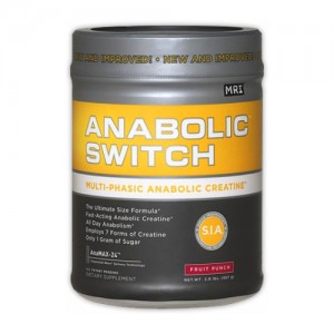 ANABOLIC SWITCH 907 GR