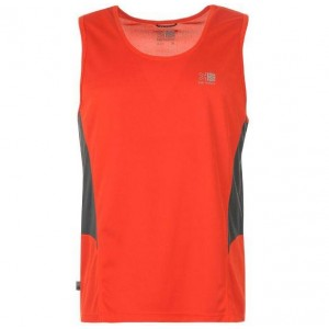 CAMISETA RUNNING KARRIMOR RED