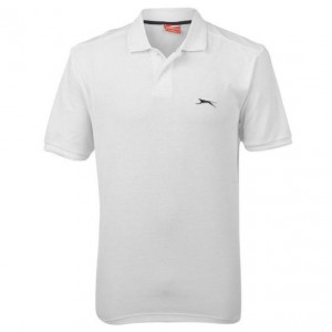 POLO SLAZENGER WHITE