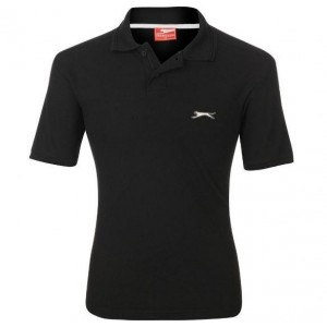 POLO SLAZENGER BLACK