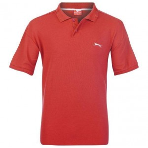 POLO SLAZENGER RED