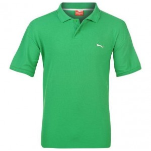 POLO SLAZENGER GREEN