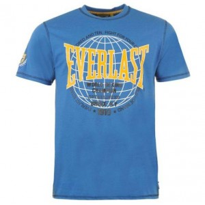 CAMISETA EVERLAST WORLD BOXING