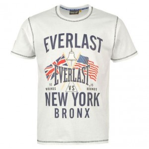 CAMISETA EVERLAST 15 ROUNDS