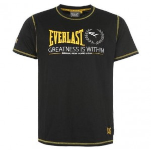 CAMISETA EVERLAST GREATNESS IS WITHIN