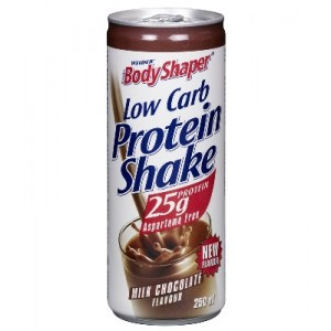 LOW CARB PROTEIN SHAKE 6 X 250 ML