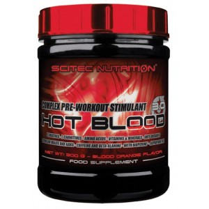 HOT BLOOD 3.0 300 GR