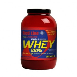 RED LINE 100% WHEY PROTEIN 2 KG