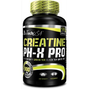 CREATINE PH-X PRO 120 CAPS
