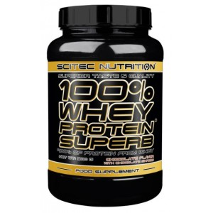 100% WHEY PROTEIN SUPERB 900 GR