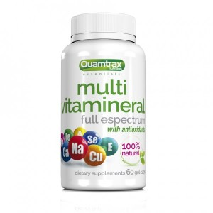 MULTI VITAMINERAL 60 PERLAS