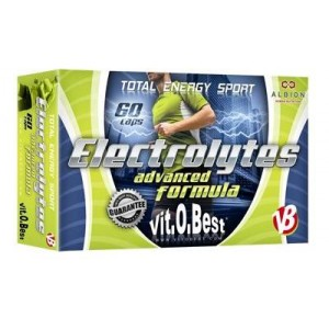 ELECTROLYTES ADVANCED 60 CAPS