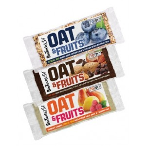 OAT & FRUITS BAR 20 X 70 GR