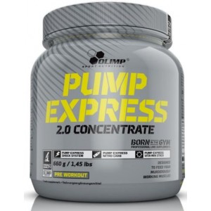 PUMP EXPRESS 2.0 CONCENTRATE 660 GR