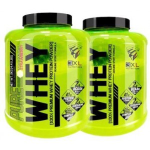 PURE WHEY PACK 4 KG