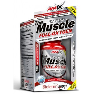 THE MUSCLE FULL-OXYGEN (CAD 9/17)