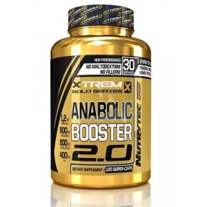 ANABOLIC BOOSTER 2.0 120 CAPS