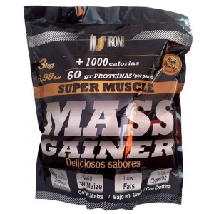 SUPER MUSCLE MASS GAINER 7 KG