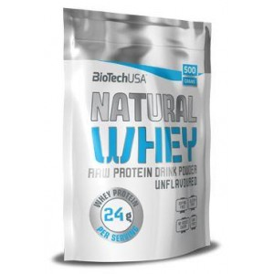 NATURAL WHEY 500 GR