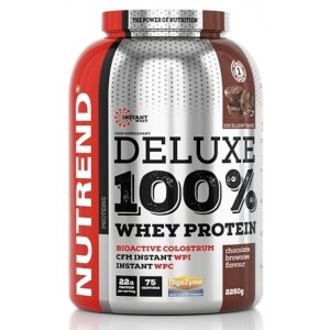 DELUXE 100% WHEY PROTEIN 2,25 KG