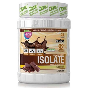100% WHEY PROTEIN ISOLATE 1,8 KG