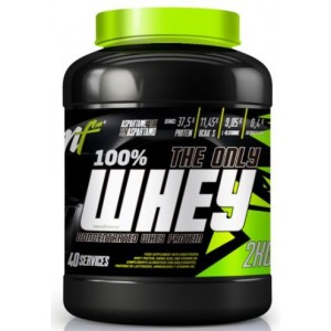THE ONLY WHEY 2 KG