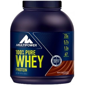 100% PURE WHEY PROTEIN 2 KG