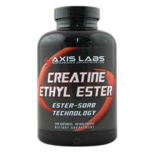 CREATINE ETHYL ESTER 360 CAPS