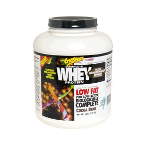 COMPLETE WHEY PROTEIN 2,27 KG
