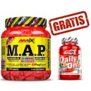 M.A.P. MUSCLE AMINO POWER 375 TABS