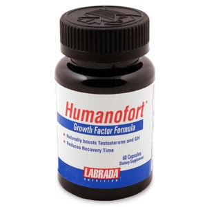 HUMANOFORTH GROWTH FACTOR 60 CAPS.