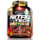 NITROTECH 100% WHEY GOLD 2,72 KG