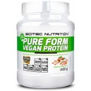 PURE FORM VEGAN PROTEIN 450 GR