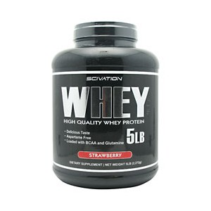SCIVATION WHEY 5 LB