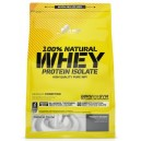 100% NATURAL WHEY PROTEIN ISOLATE 600 GR