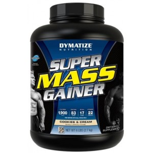 SUPER MASS GAINER 2,72 KG