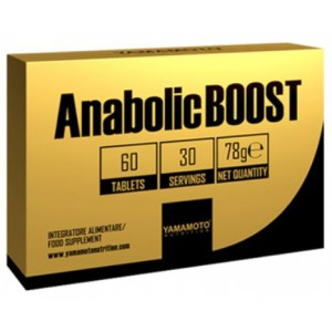 ANABOLIC BOOST 60 TABS