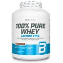 100% PURE WHEY LACTOSE FREE 2,27 KG