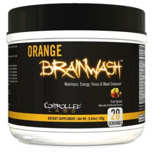 ORANGE BRAIN WASH 20 SERV