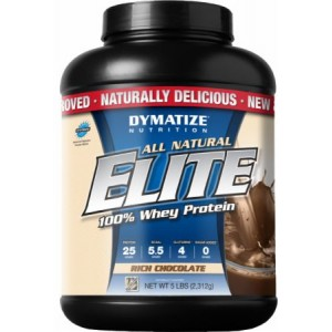 ALL NATURAL ELITE 100% WHEY PROTEIN 2,31 KG