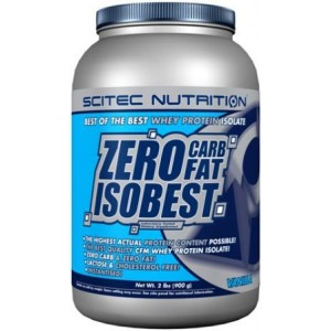 ZERO CARB/FAT ISOBEST 900 GR